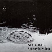 12inch Vinyl Single - Márta Sebestyén - Négy Dal