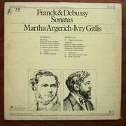 LP - Franck / Debussy - Sonatas for Violin & Piano - Gatefold