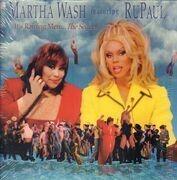 12inch Vinyl Single - Martha Wash featuring RuPaul - It's Raining Men... The Sequel