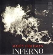 LP - Marty Friedman - Inferno - Smoke colored vinyl