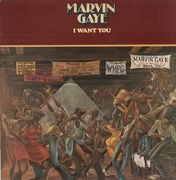 LP - Marvin Gaye - I Want You