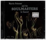 CD - Marvin Peterson & The Soulmasters - In Concert