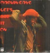 LP - Marvin Gaye - Let's Get It On