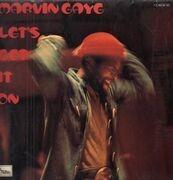 LP - Marvin Gaye - Let's Get It On - original 1st german