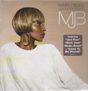Double LP - Mary J Blige - Growing Pains