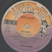 12'' - Mary J. Blige - Be Happy