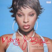 12'' - Mary J. Blige - Dance For Me