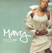 12'' - Mary J. Blige - Love @ 1st Sight - Promo