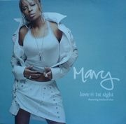 12'' - Mary J. Blige - Love @ 1st Sight