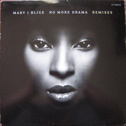 12inch Vinyl Single - Mary J. Blige - No More Drama - Still Sealed