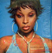 12inch Vinyl Single - Mary J. Blige - Dance For Me