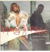 12inch Vinyl Single - Mary J. Blige - Family Affair