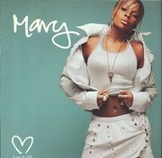 Double LP - Mary J. Blige - Love & Life