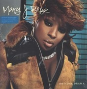 Double LP - Mary J. Blige - No More Drama - Still Sealed