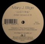 12'' - Mary J.Blige - Just Fine