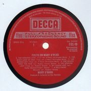 Double LP - Mary O'Hara - Focus On Mary O'Hara