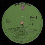 LP - Mary Travers - Mary