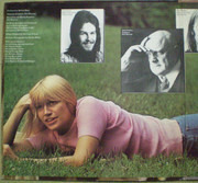 LP - Mary Travers - Morning Glory - Gatefold