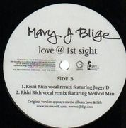 LP - Mary J. Blige - Love @ 1st Sight