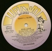 12'' - Mary J Blige - Real Love