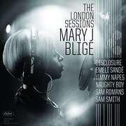 Double LP - Mary J. Blige - The London Sessions - Ltd. Edt.