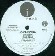 12'' - Mashonda Feat. Nas - Blackout