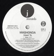12inch Vinyl Single - Mashonda - Used To