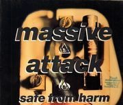 12inch Vinyl Single - Massive Attack - Safe From Harm (Remix)