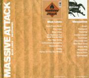 Double CD - Massive Attack - Blue Lines • Mezzanine - Only Mezzanine