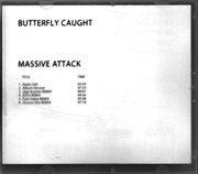 CD Single - Massive Attack - Butterfly Caught