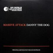 CD - Massive Attack - Danny The Dog (Original Motion Picture Soundtrack) - Card Sleeve