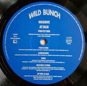 LP - Massive Attack - Protection - 180 Gram