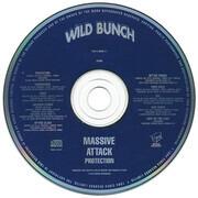 CD - Massive Attack - Protection