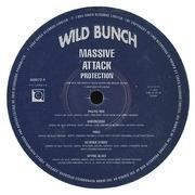 LP - Massive Attack - Protection - Orig 1st UK