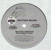 12'' - Matthew Wilder - The Kid's American