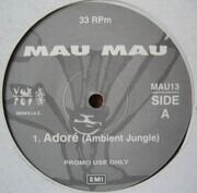 LP - Mau Mau - Adoré