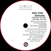 12inch Vinyl Single - Mau-Mau - Textures