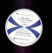 12inch Vinyl Single - Mau Mau - Yayo Project