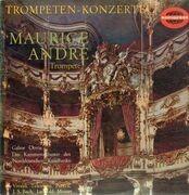 LP - Maurice Andre - Trompetenkonzerte
