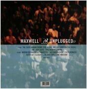 12inch Vinyl Single - Maxwell - MTV Unplugged EP