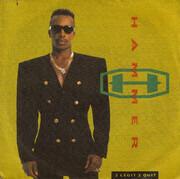 7inch Vinyl Single - MC Hammer - 2 Legit 2 Quit