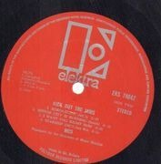 LP - Mc5 - Kick Out The Jams - Censored UK OG