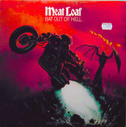 LP - Meat Loaf - Bat Out Of Hell