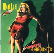 CD - Meat Loaf - Welcome To The Neighbourhood