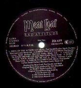 LP - Meat Loaf - Bad Attitude