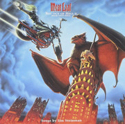 CD - Meat Loaf - Bat Out Of Hell II: Back Into Hell