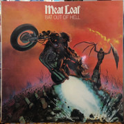 LP - Meat Loaf - Bat Out of Hell - black label
