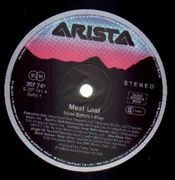 LP - Meat Loaf - Blind Before I Stop