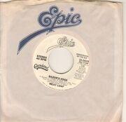 7inch Vinyl Single - Meat Loaf - Razor's Edge - Promo