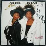 12'' - Mel & Kim - F.L.M. - Grey Marbled Vinyl